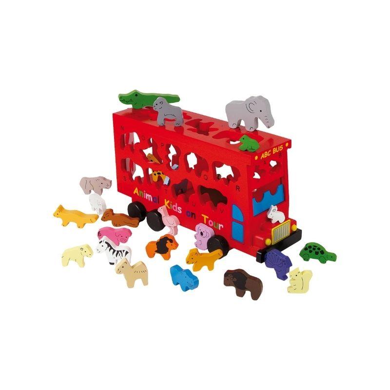 Bus des animaux 1
