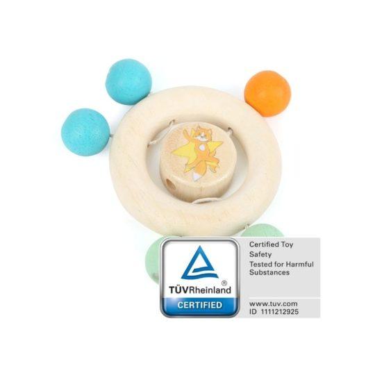 anneau de dentition montessori 1