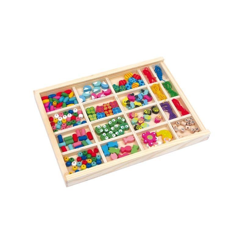 boite de perles montessori 1