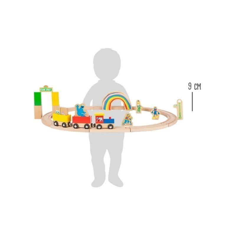 circuit montessori sesame 4