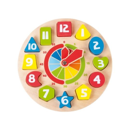 horloge montessori educative 1