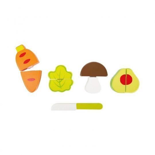 legumes a decouper en bois 2