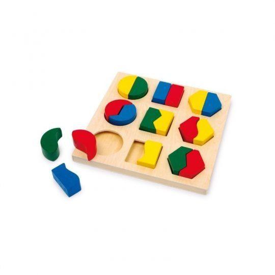 puzzle montessori encastrement