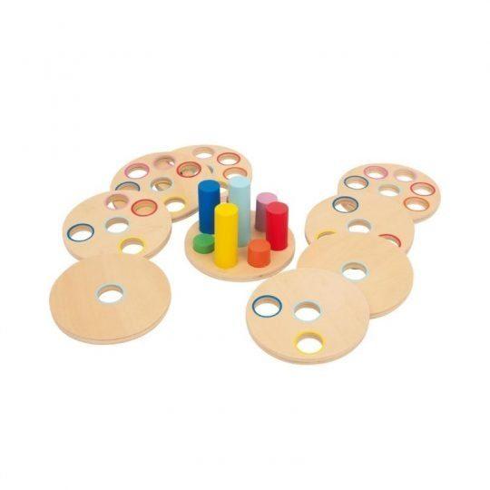 puzzle montessori logisteck 1