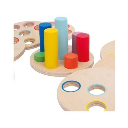 puzzle montessori logisteck 2