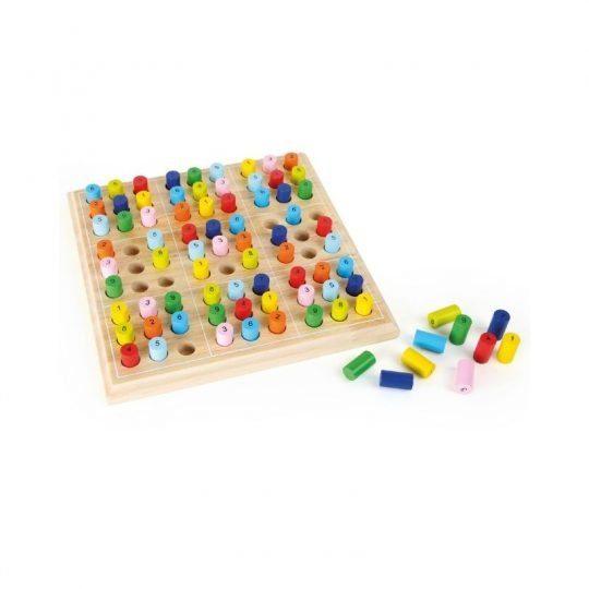 sudoku montessori 1