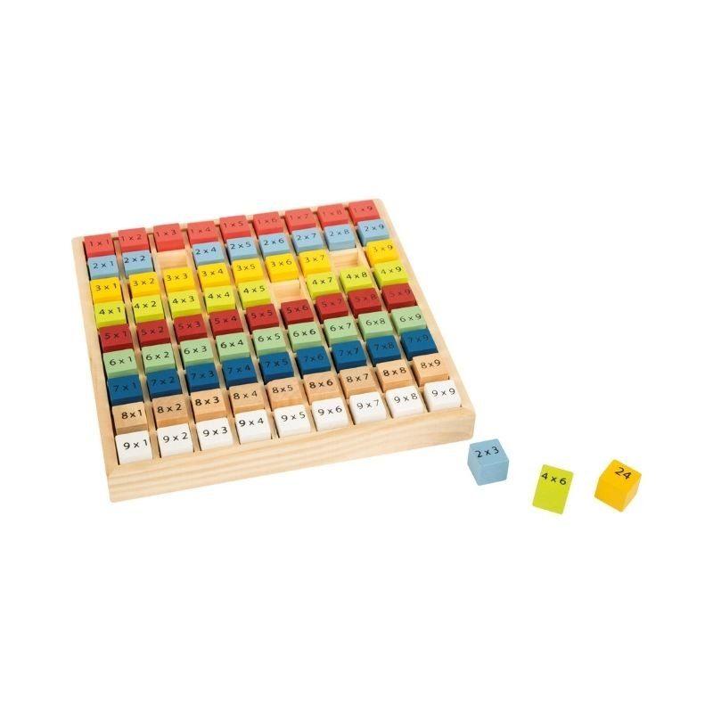 table de multiplication montessori 2