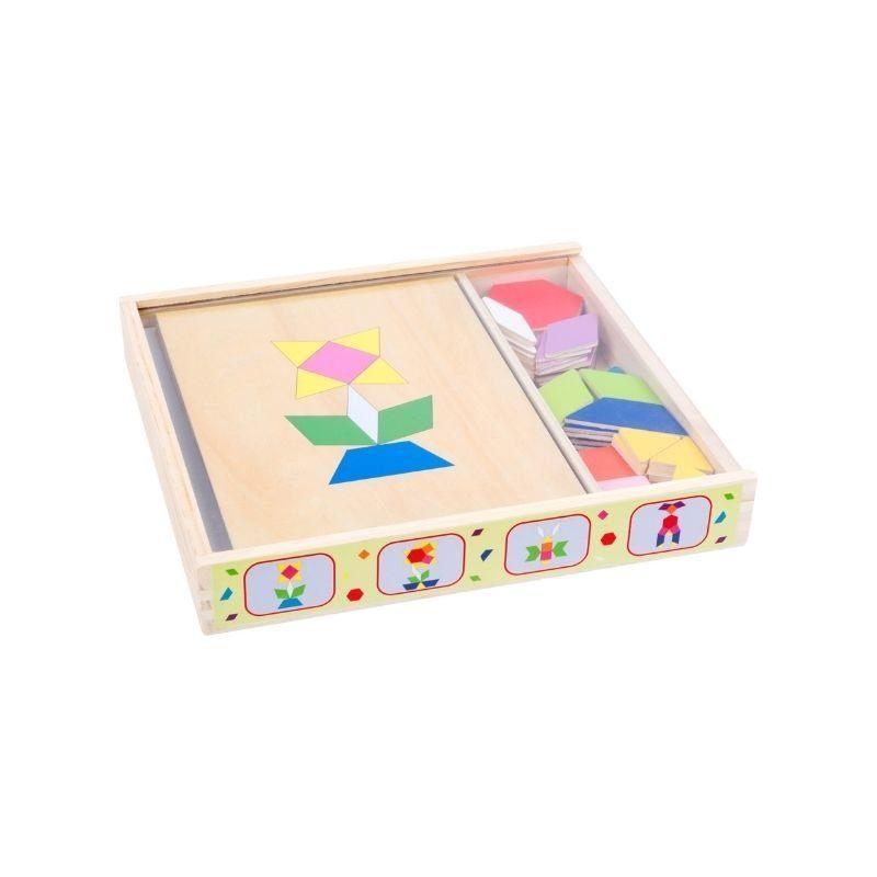 tangram montessori 3