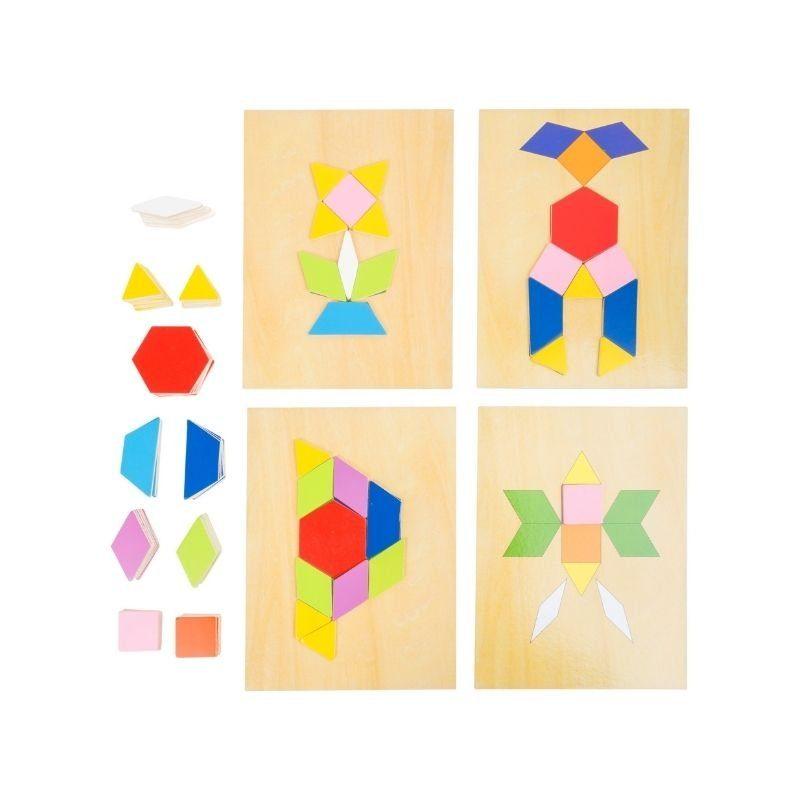 tangram montessori 4