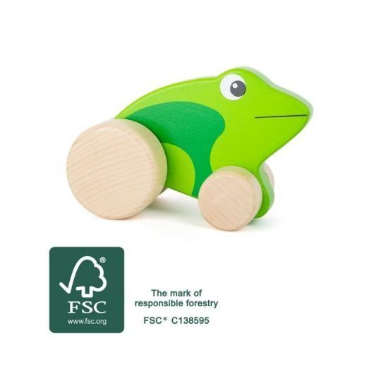 grenouille a pousser 1
