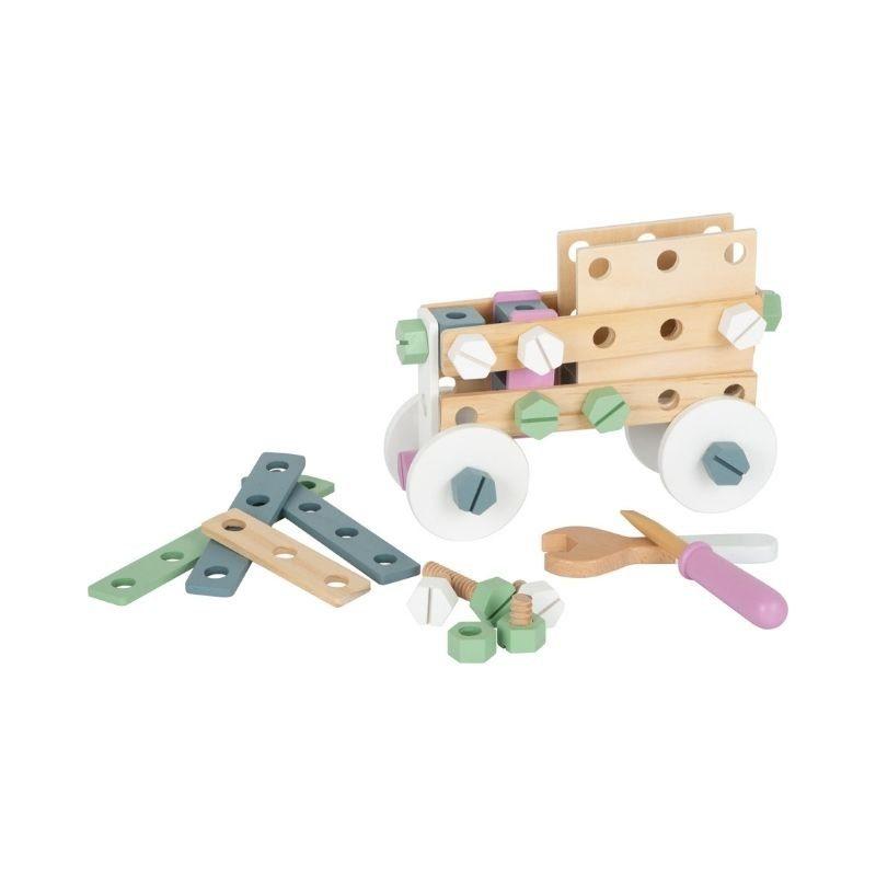 kit de construction pastel 1