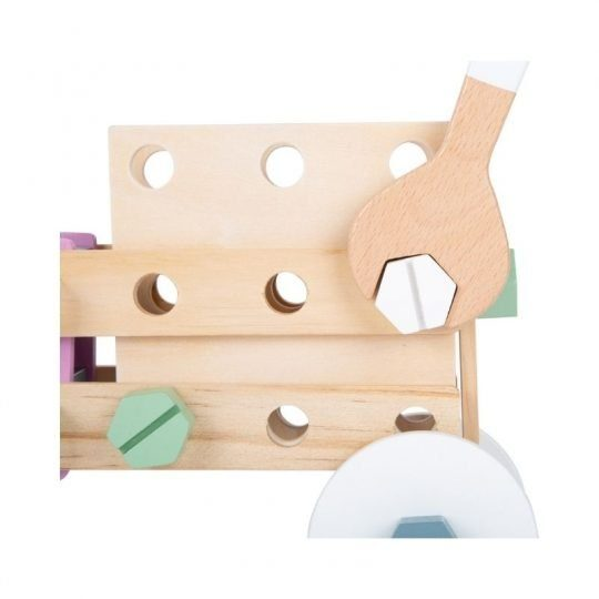 kit de construction pastel 2